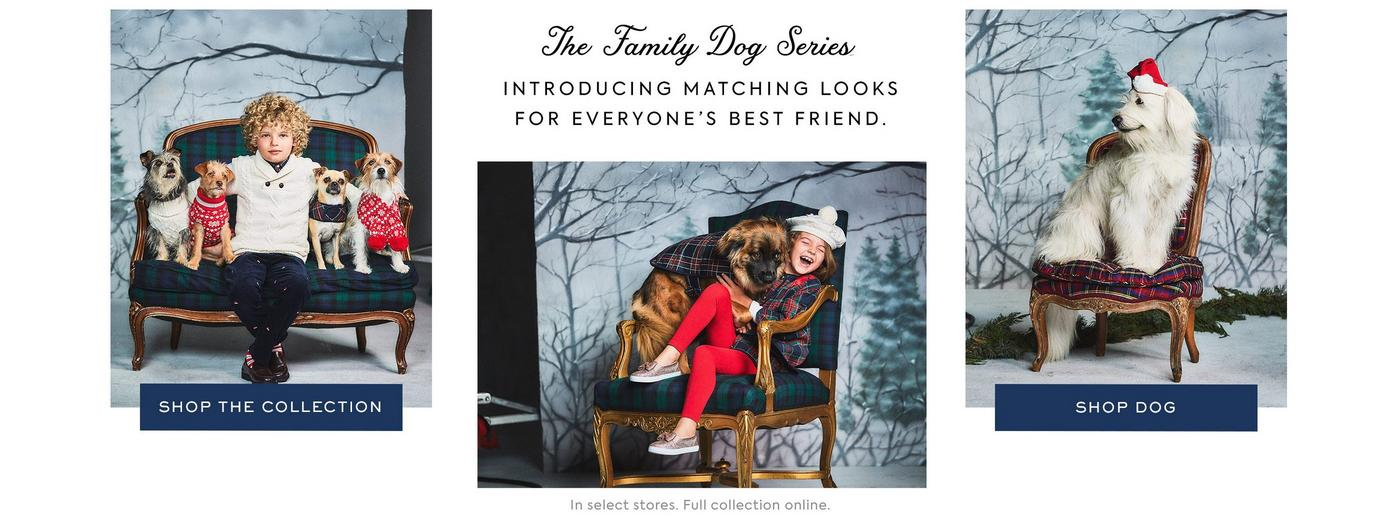 The Family Dog Series