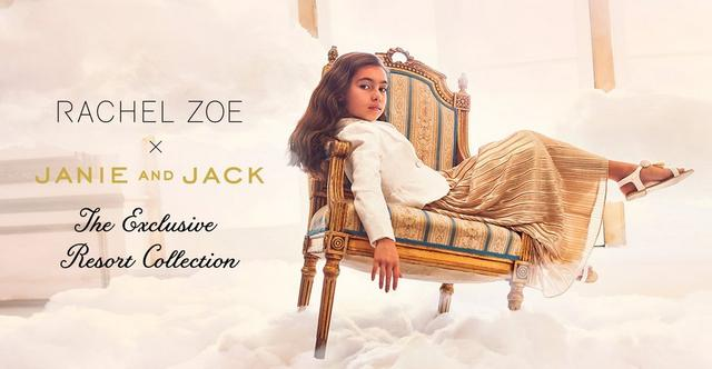 Rachel Zoe x Janie and Jack Shop the Exclusive Resort Collection
