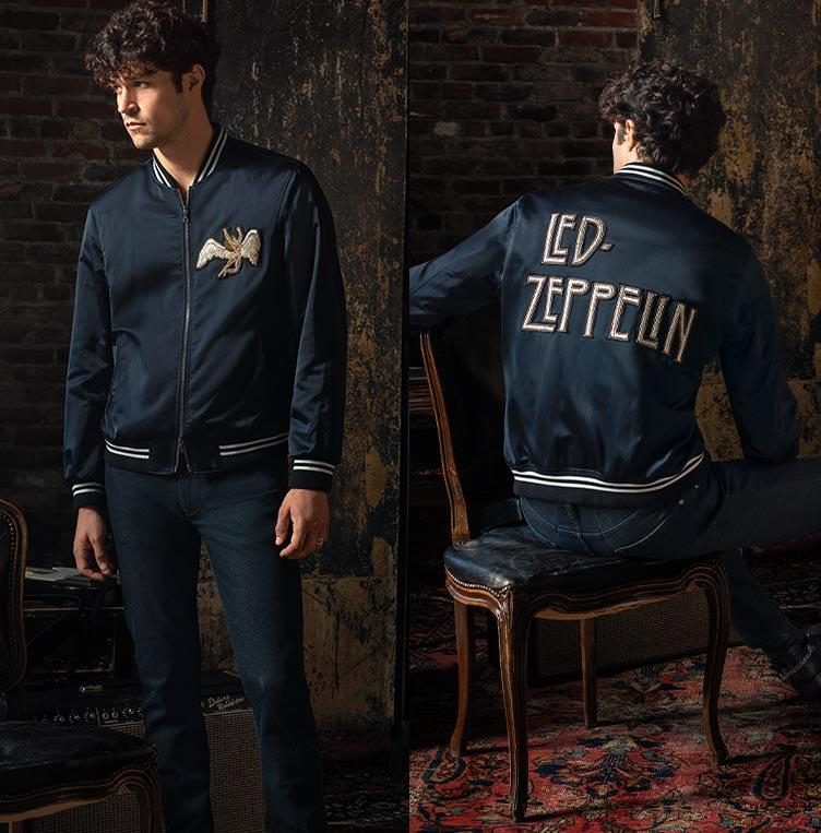 Led Zeppelin Tour jacket