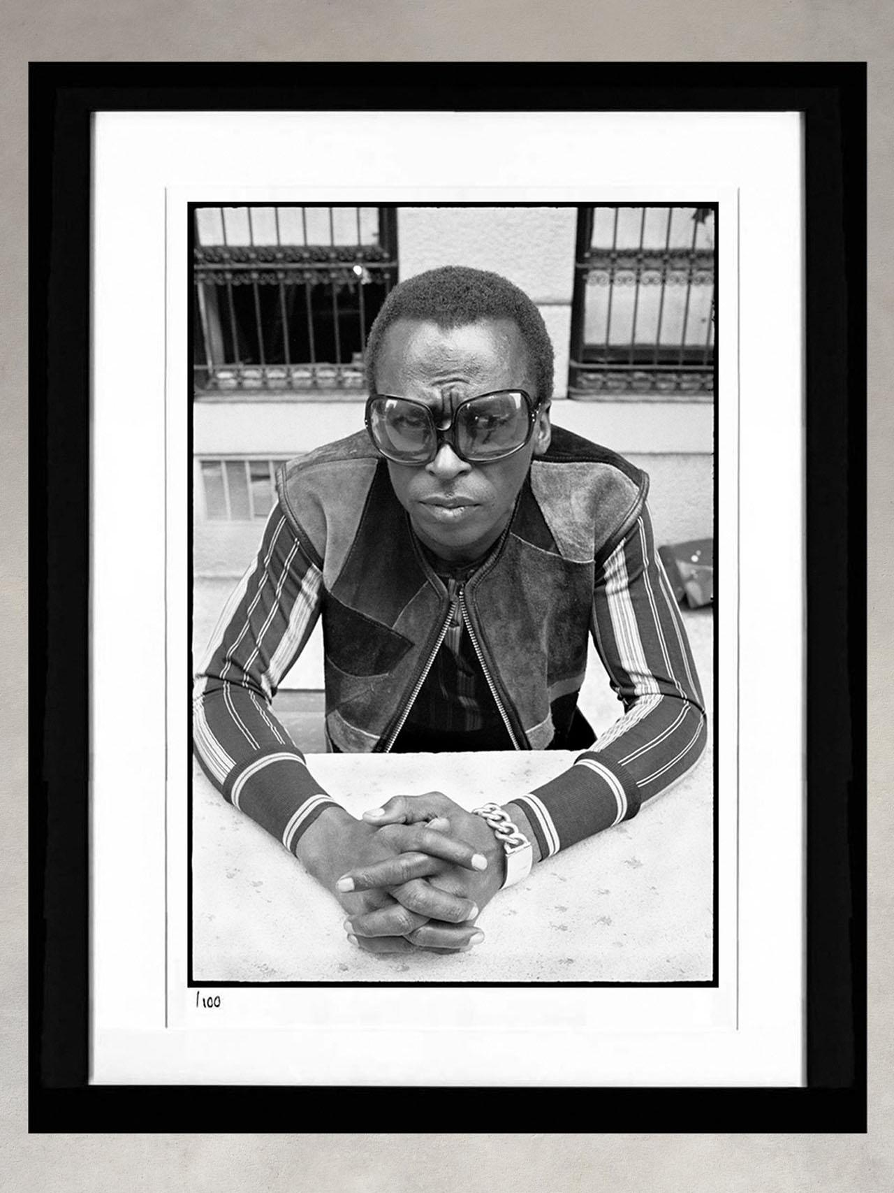 Miles Davis from the Columbia Records Photography Archives