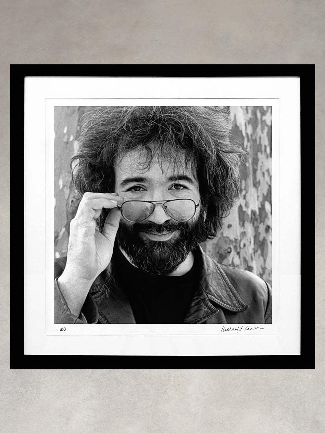 Jerry Garcia by Richard E. Aaron