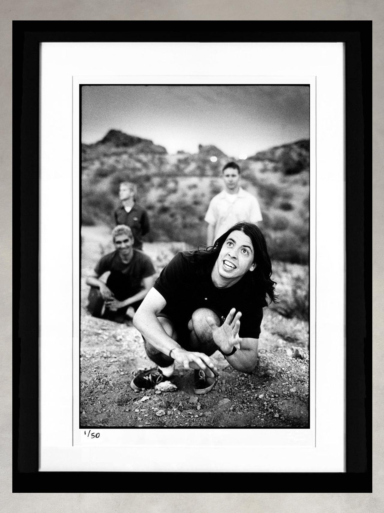 Foo Fighters by Steve Double