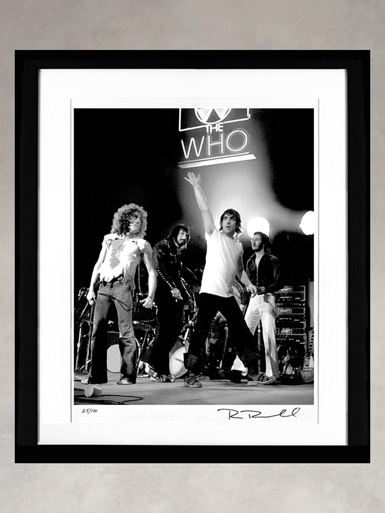 The Who by Ron Pownall