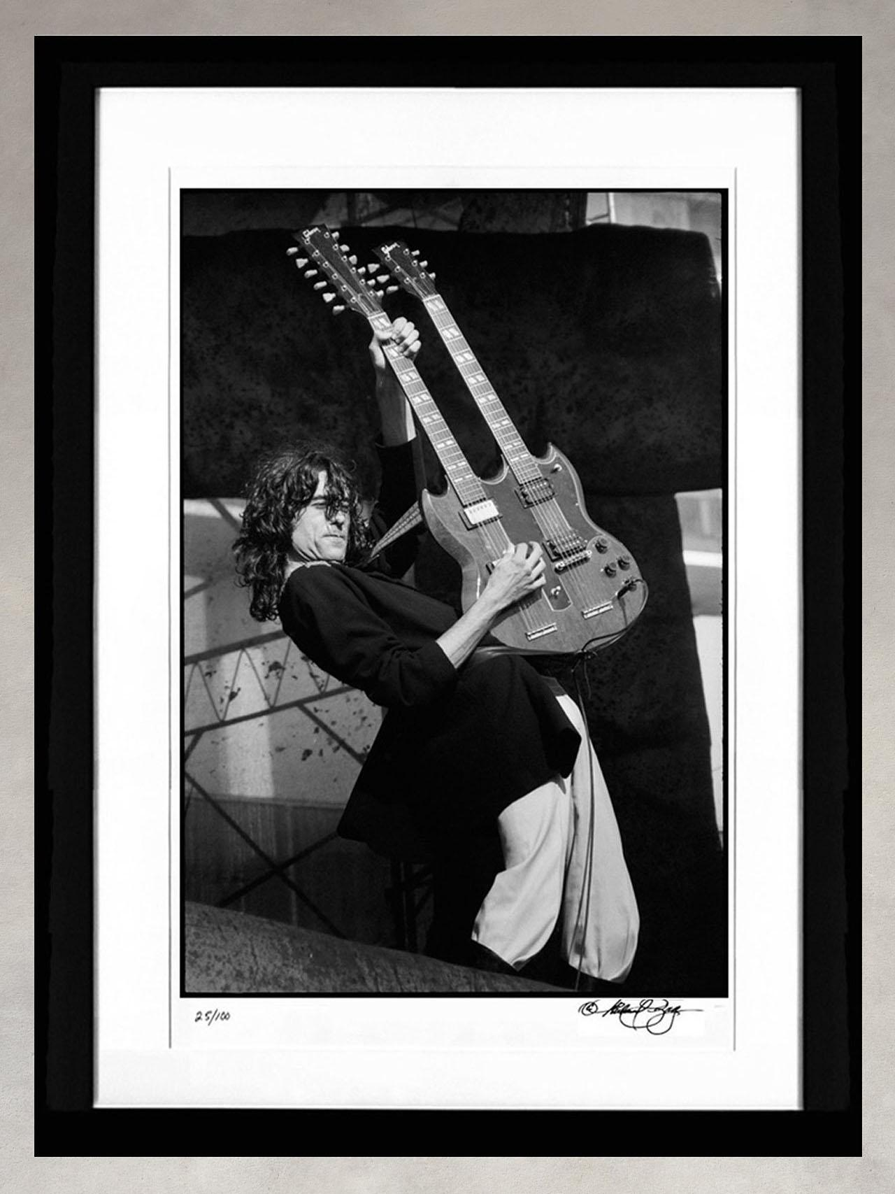 Jimmy Page by Michael Zagaris