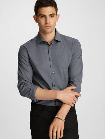 KEVIN SLIM FIT DRESS SHIRT