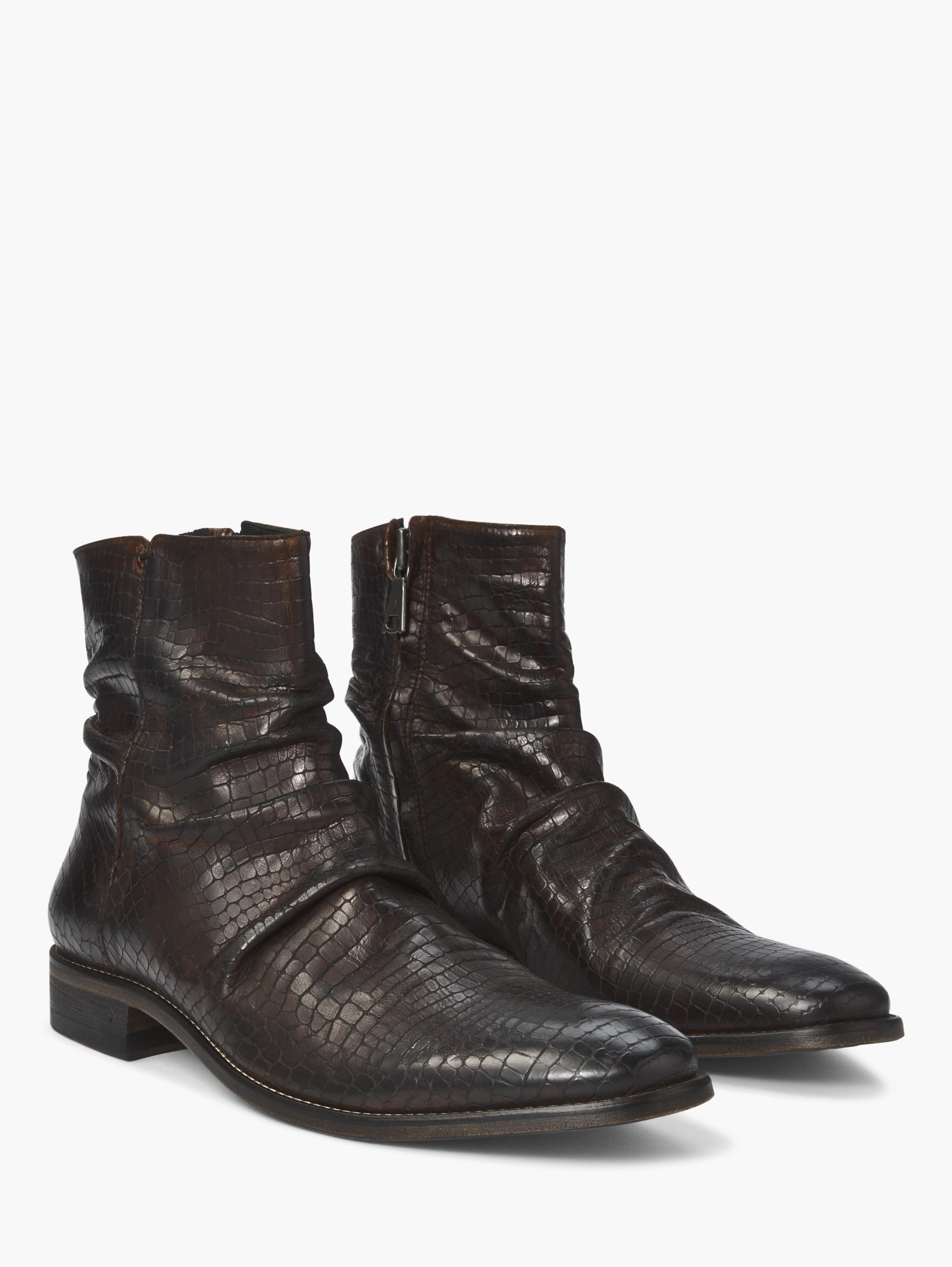 Richards Sharpei Leather Boot