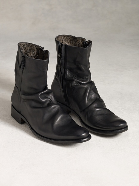 Engineer Triple Buckle Boot John Varvatos