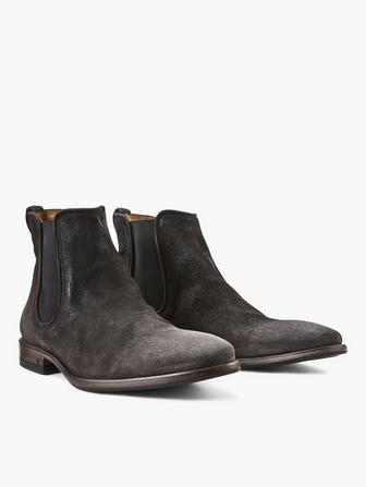 9dd791ad4a6c Fleetwood Suede Chelsea Boot