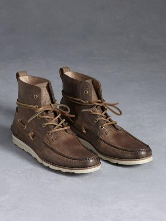 LUGGER BOAT BOOT