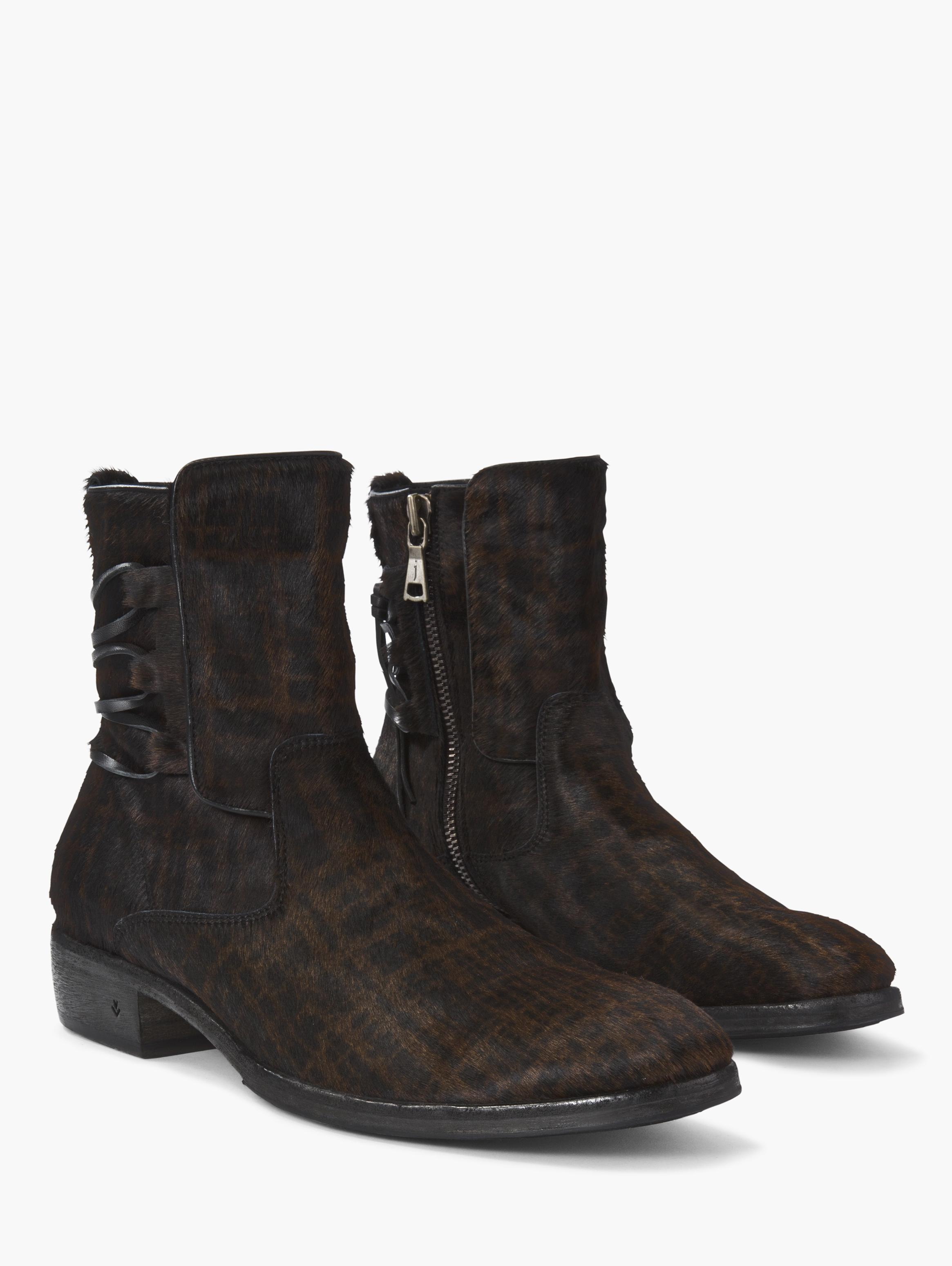 Keith Back Lace Boot