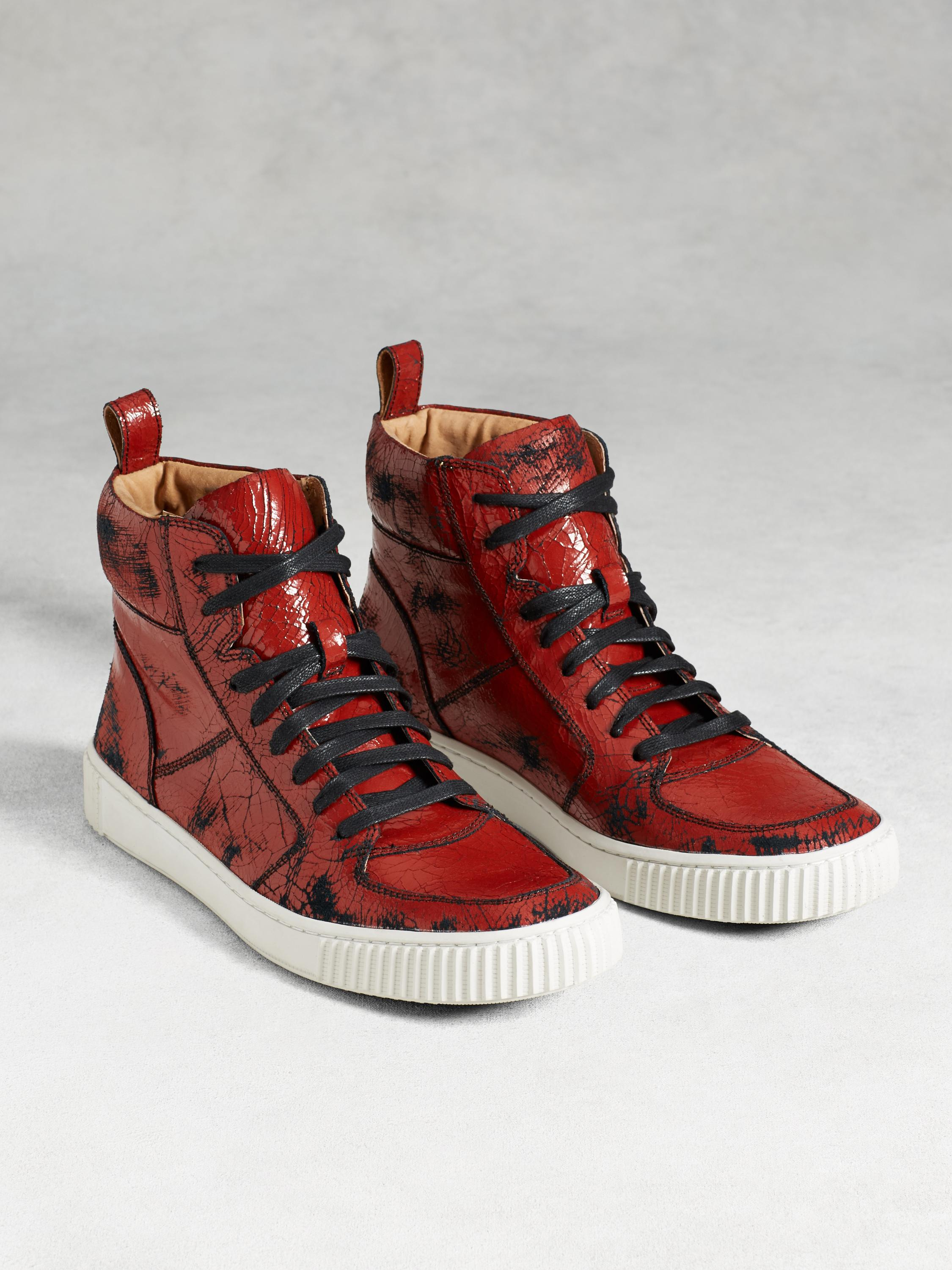 Bedford High Top Sneaker