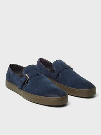 Star Buckle Slip-On