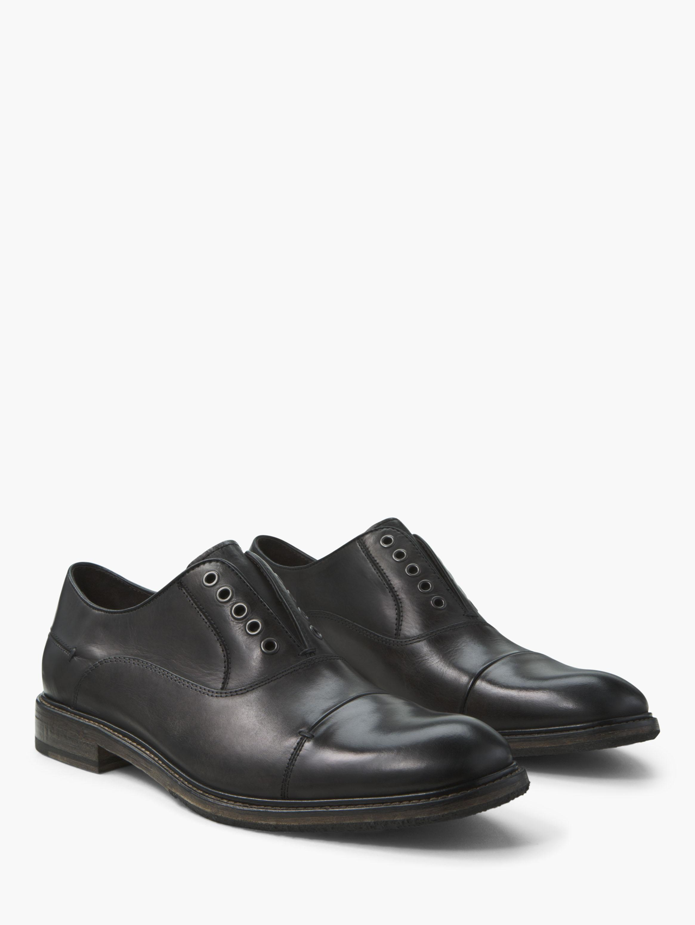 Sid Crepe Laceless Oxford