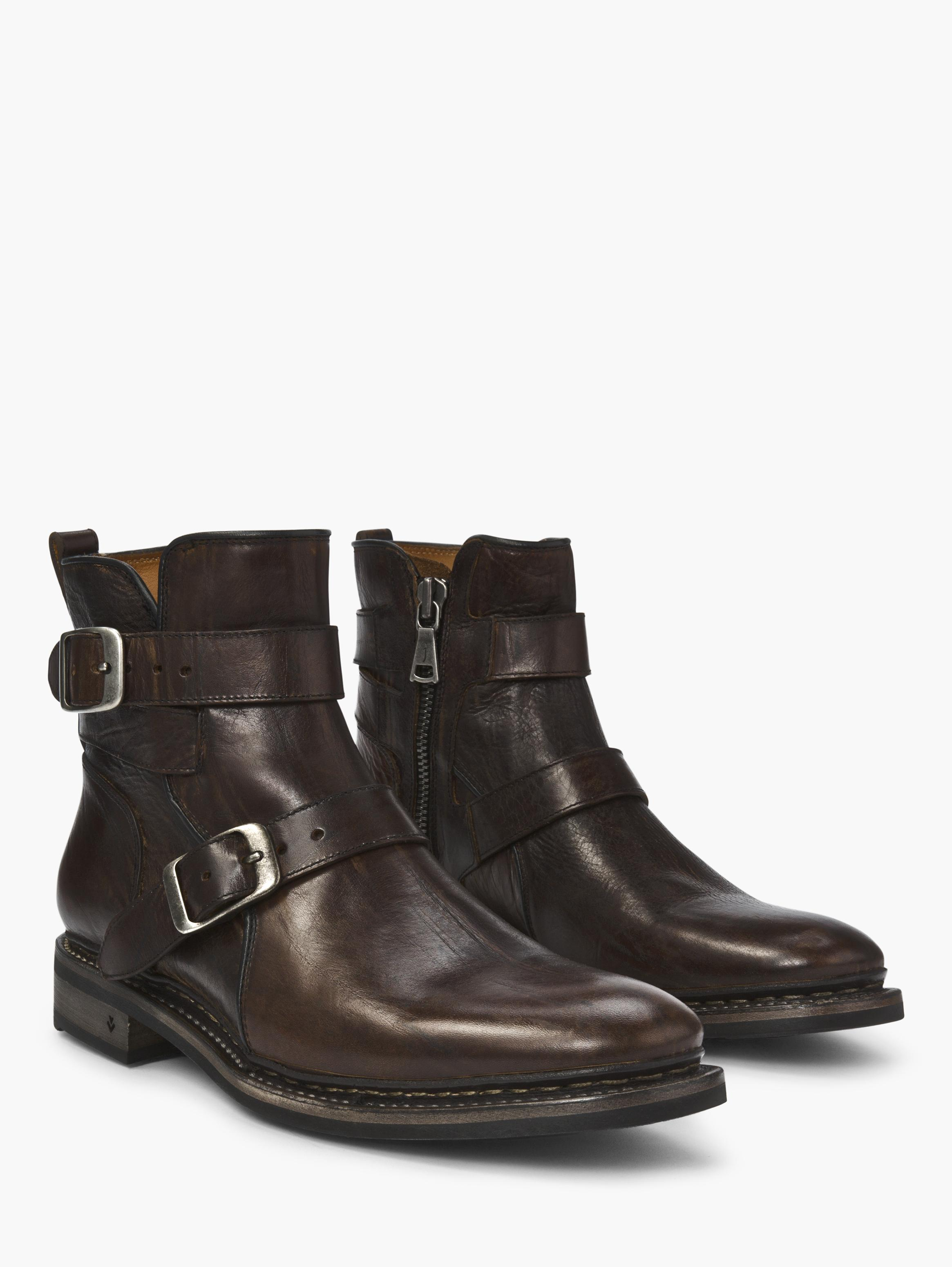 Norwegian Buckle Boot