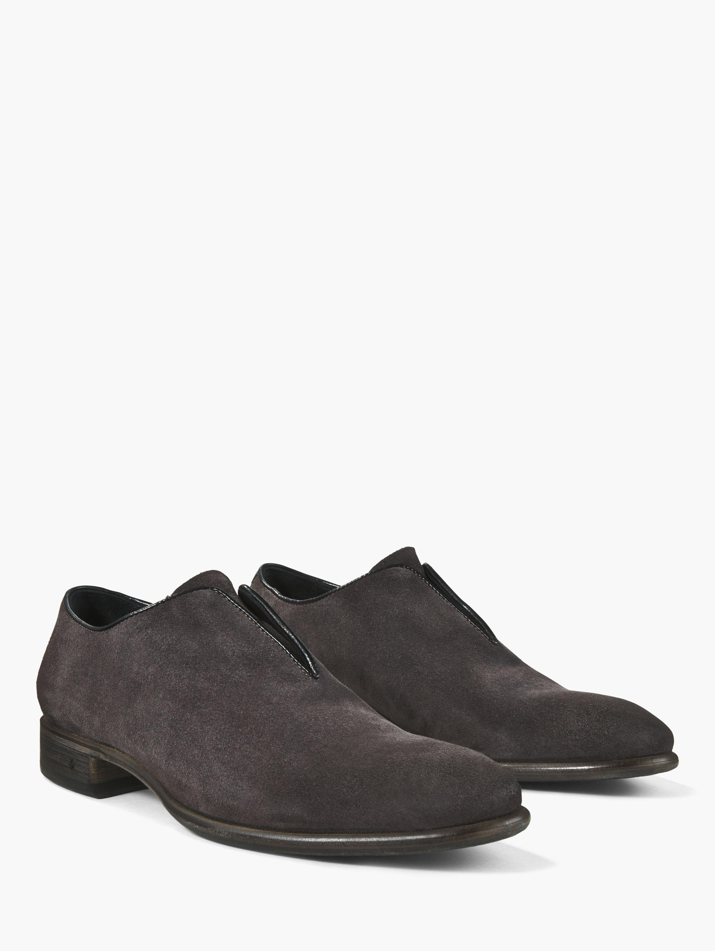 Suede Eldridge Laceless Slip-On
