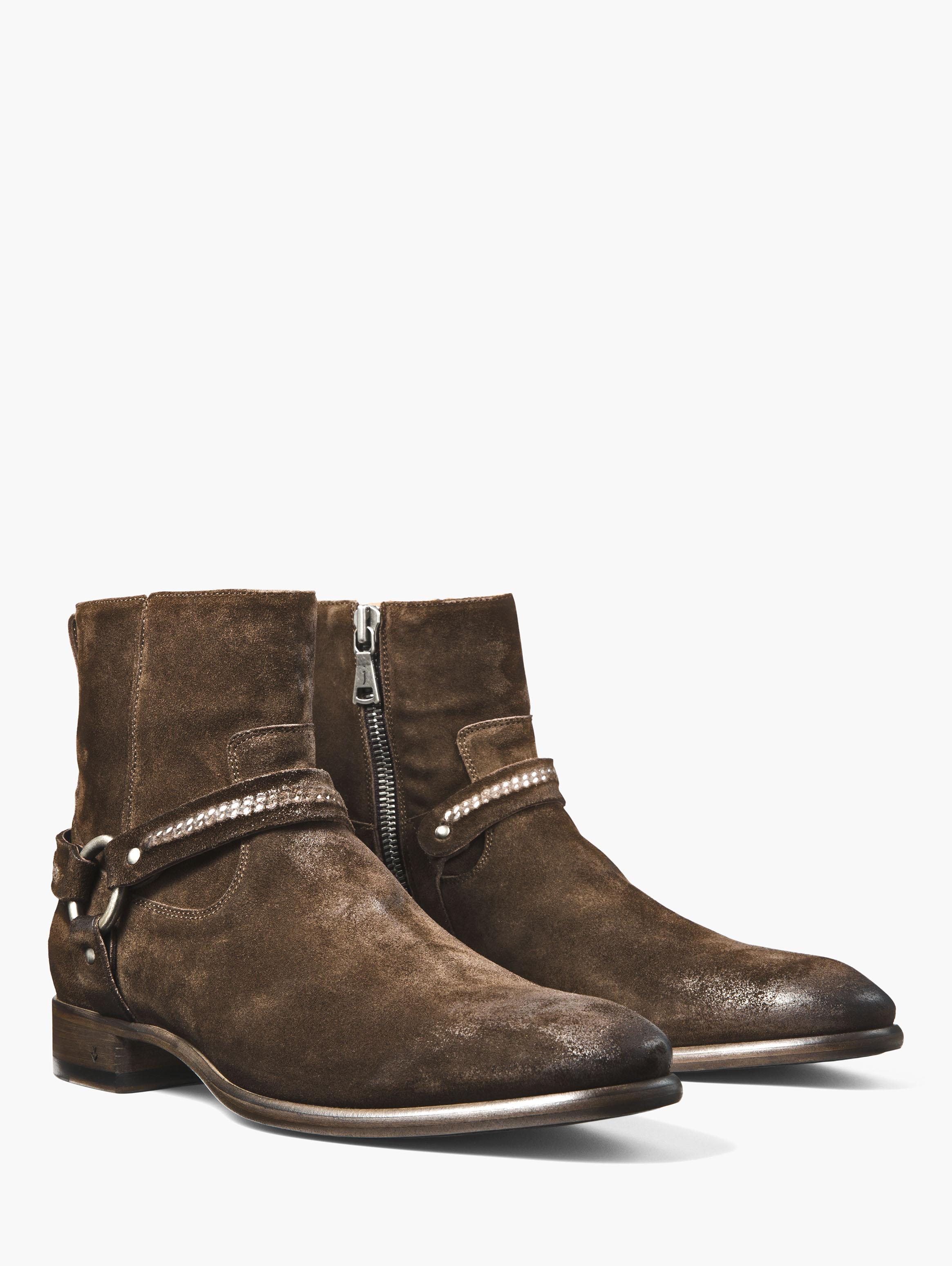 Eldridge Harness Boot