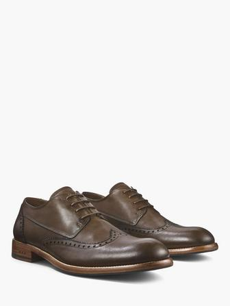 Waverly Wingtip Shoe