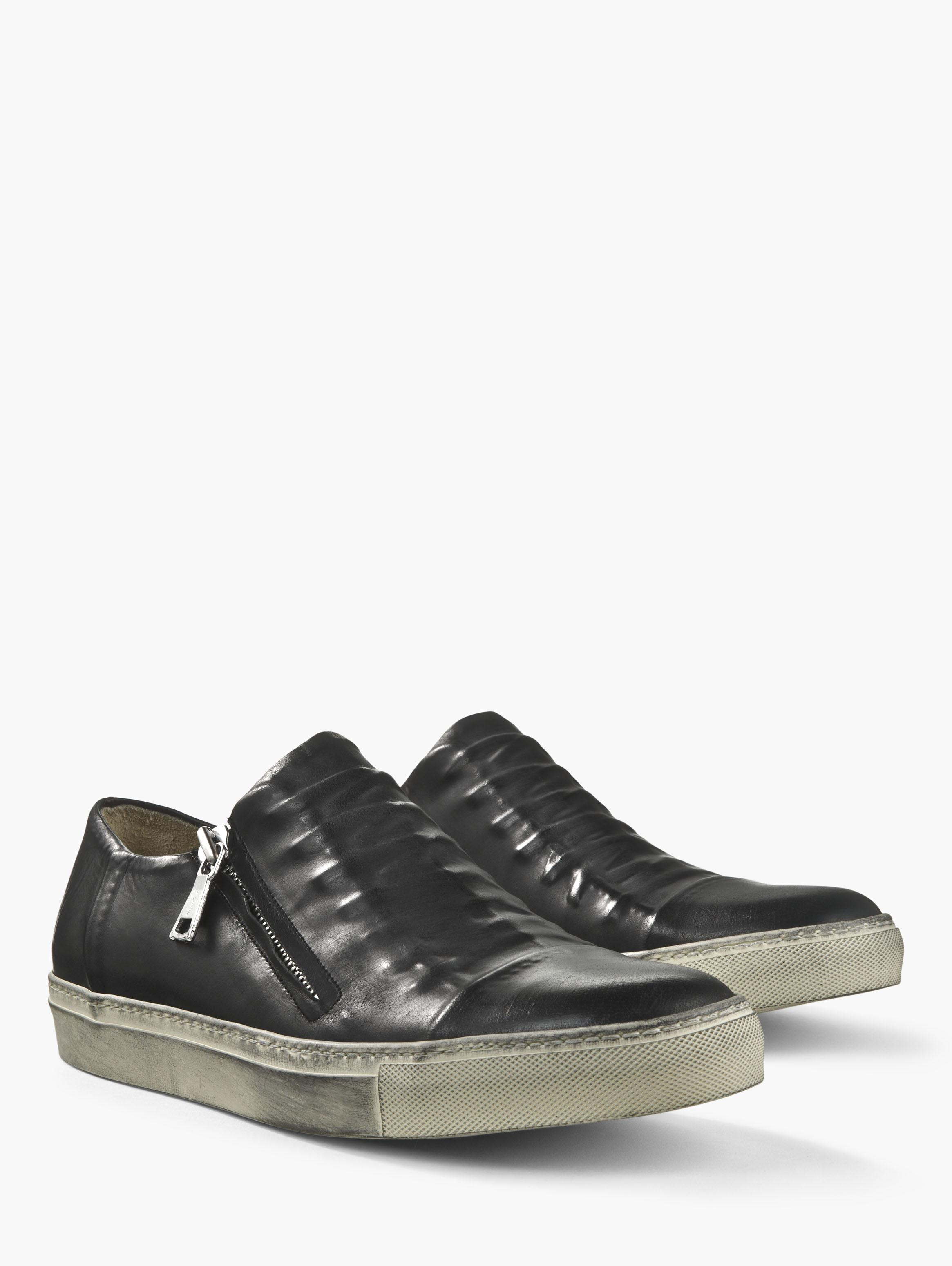 Reed Ghosted Low Top Sneaker
