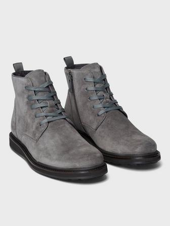 BROOKLYN LUG LACE BOOT