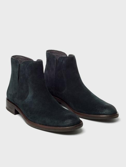 WAVERLY COVERED CHELSEA BOOT