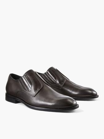 NYC SLIT LEATHER DERBY