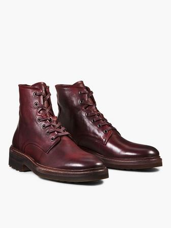 Essex Lace-Up Boot