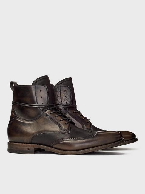 Irving Wingtip Boot by John Varvatos