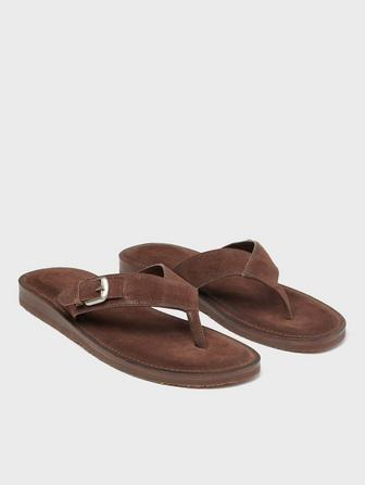 Havana Buckle Sandal