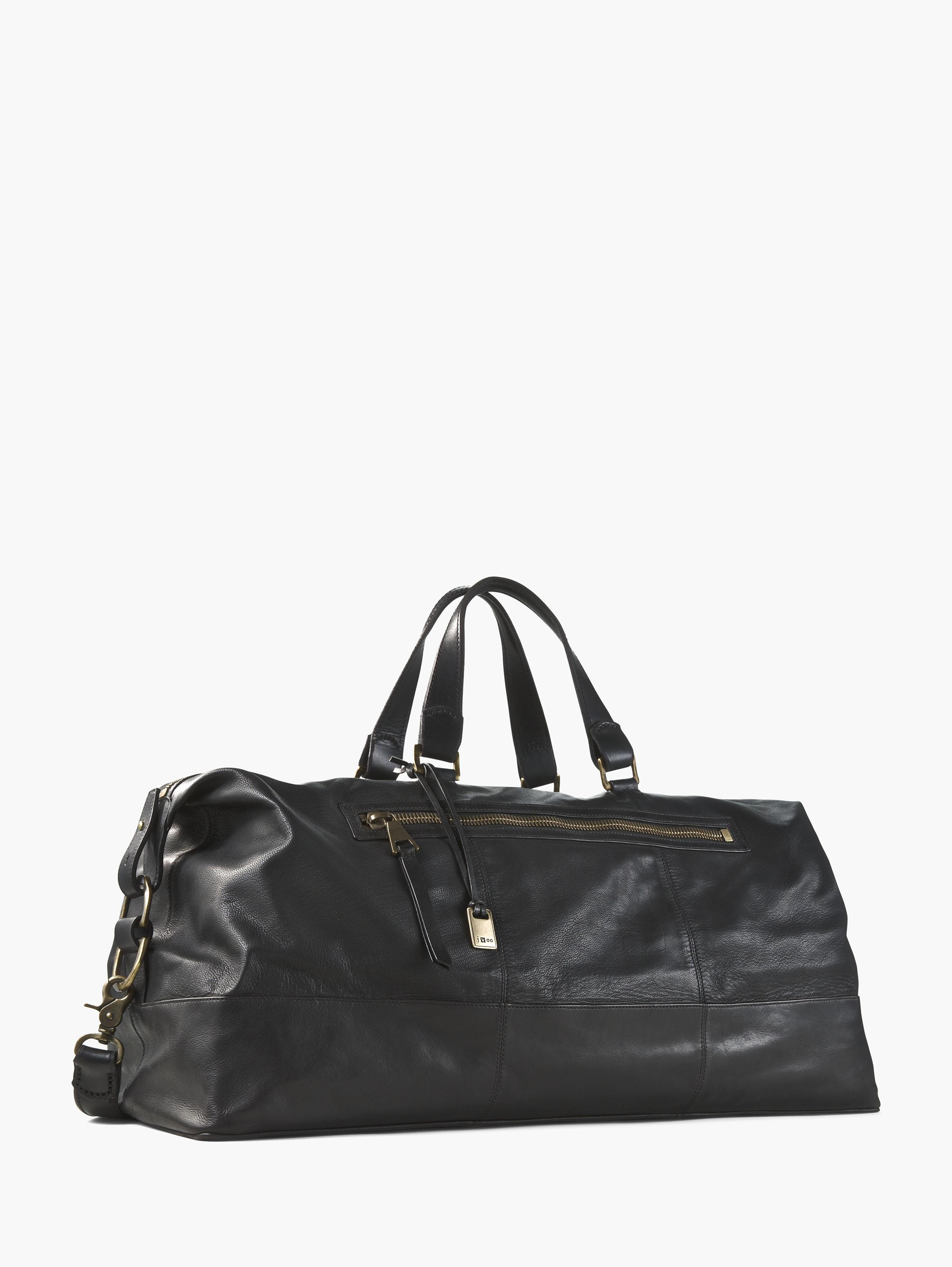 Leather Morrison Duffle