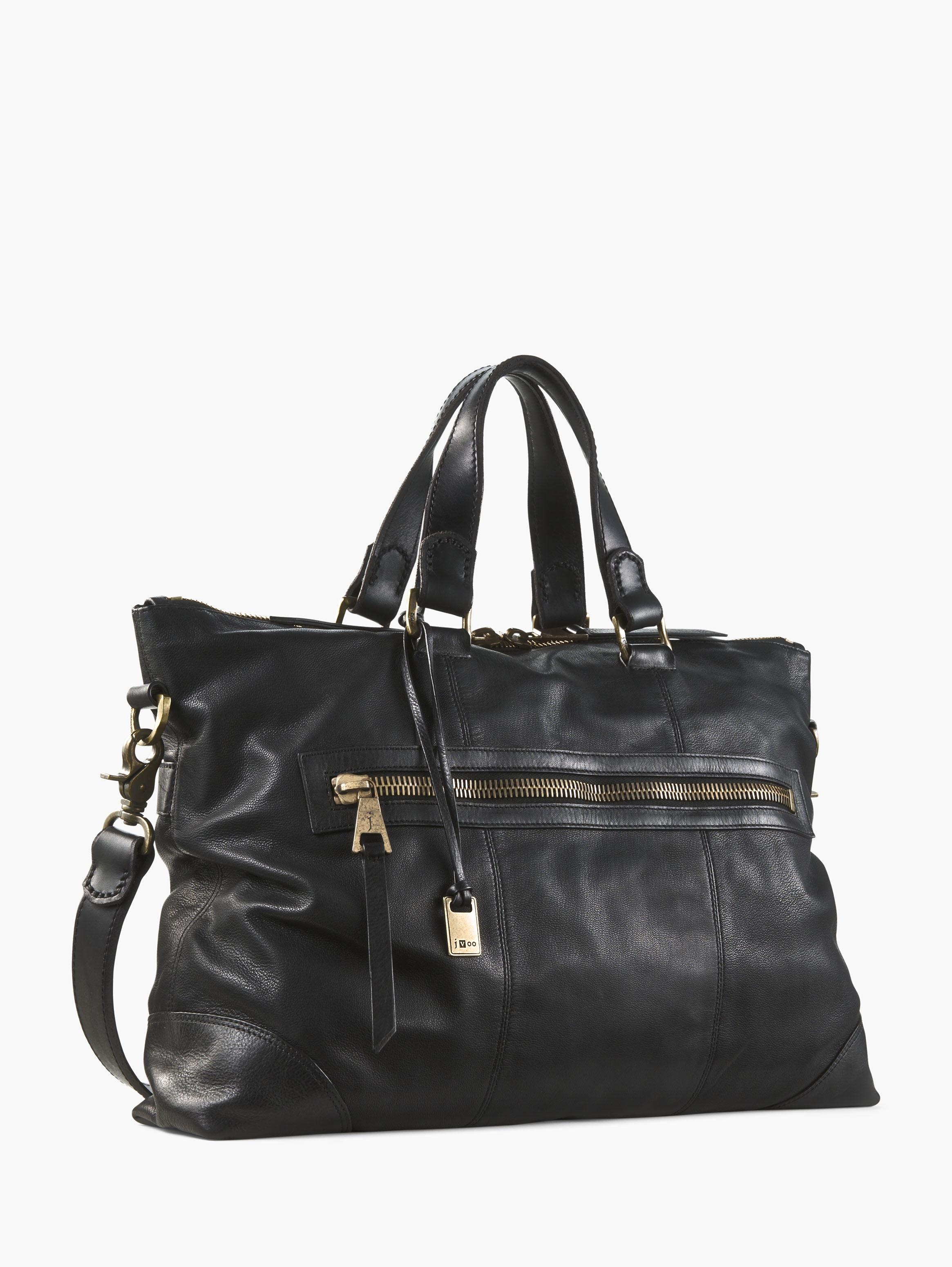 Leather Morrison Attache Bag