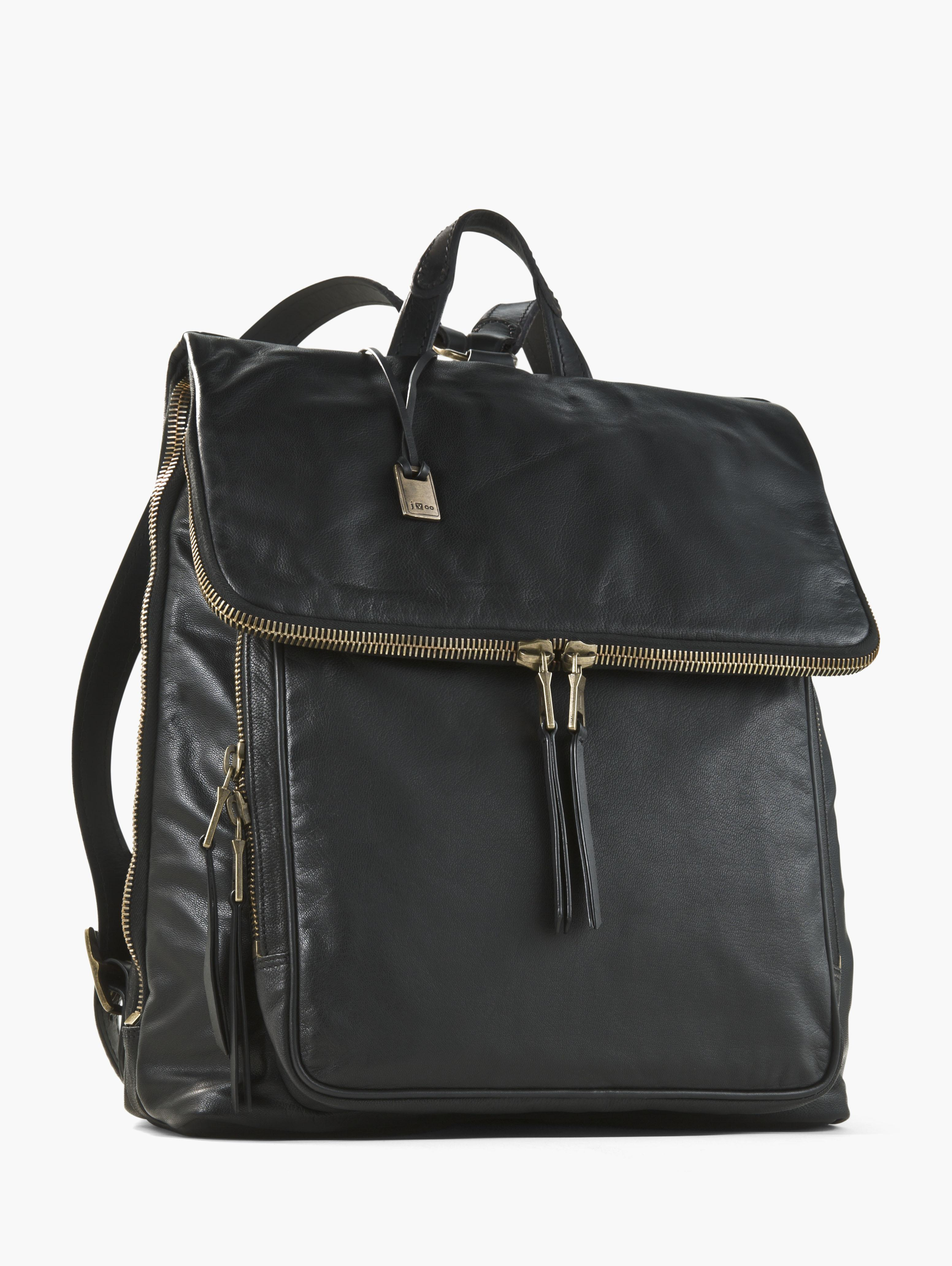Morrison Fold-Over Backpack