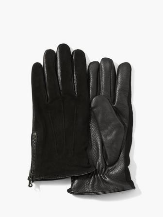 CLASSIC LEATHER & SUEDE GLOVES
