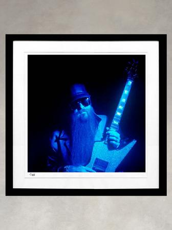Billy Gibbons by George DuBose