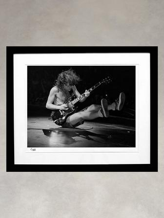 Angus Young by Lisa Tanner