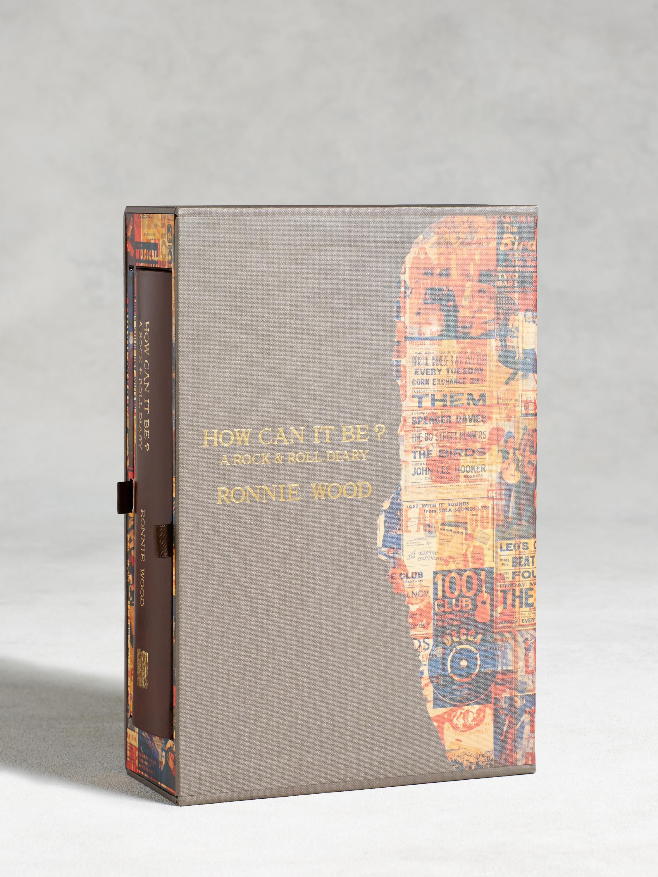Limited Edition: How Can it Be by Ronnie Wood