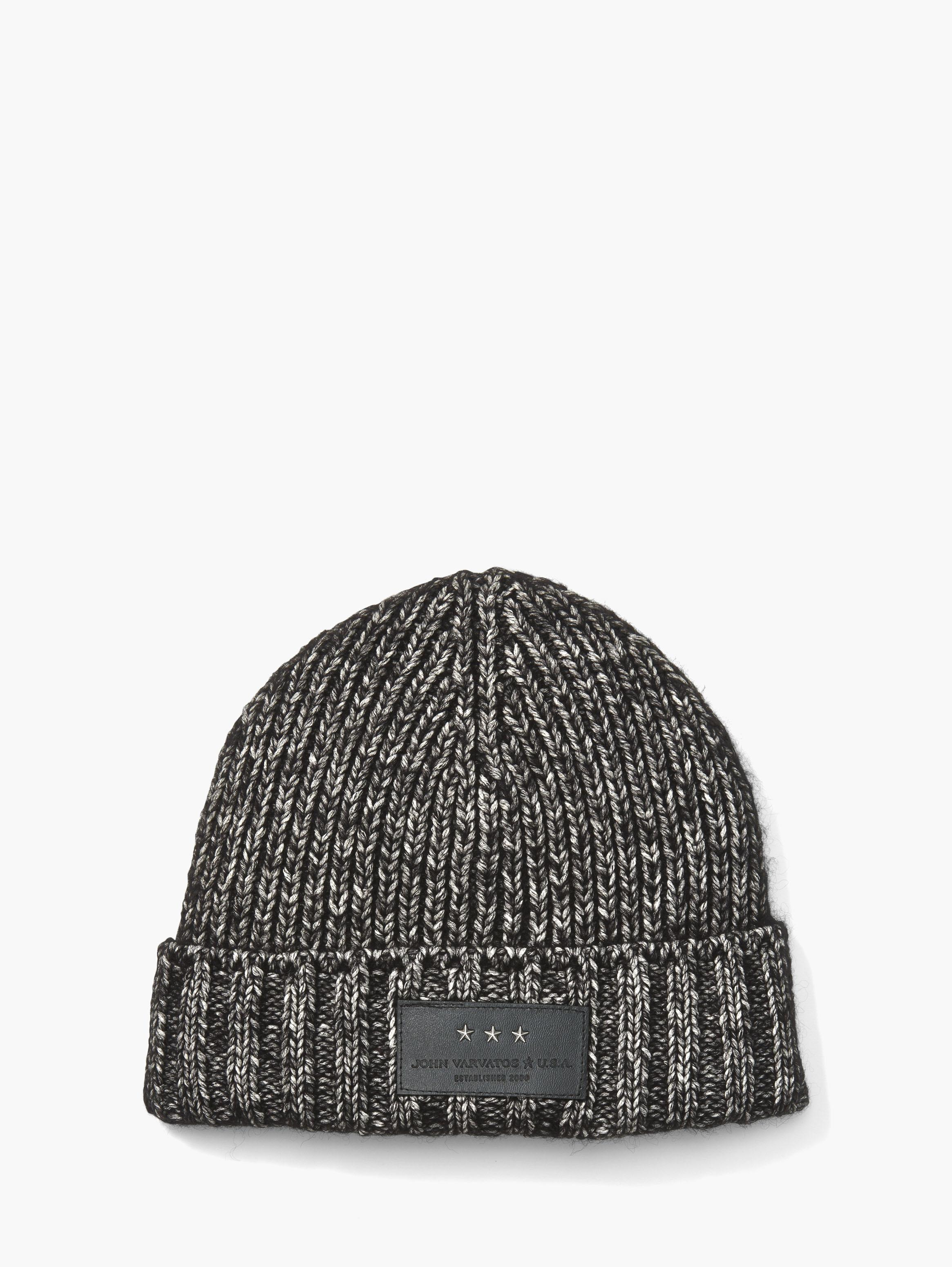 Cotton Wool Knit Hat