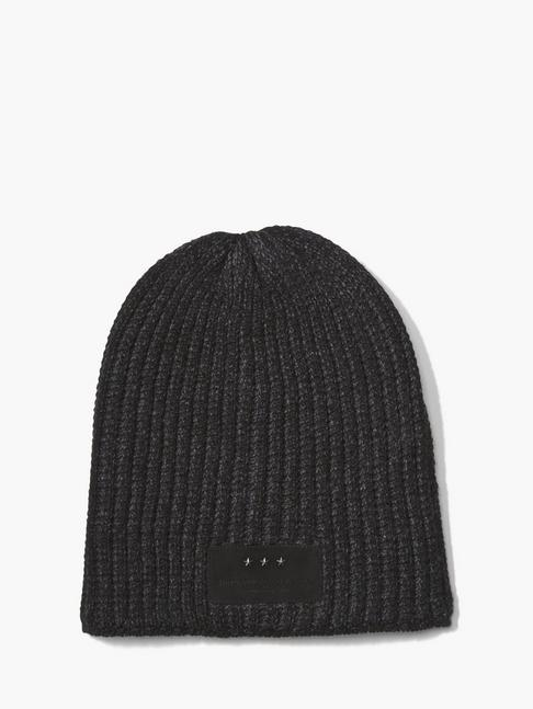 PLATED THERMAL SLOUCH KNIT HAT