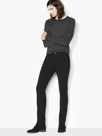 Wool Stretch Motor City Pants
