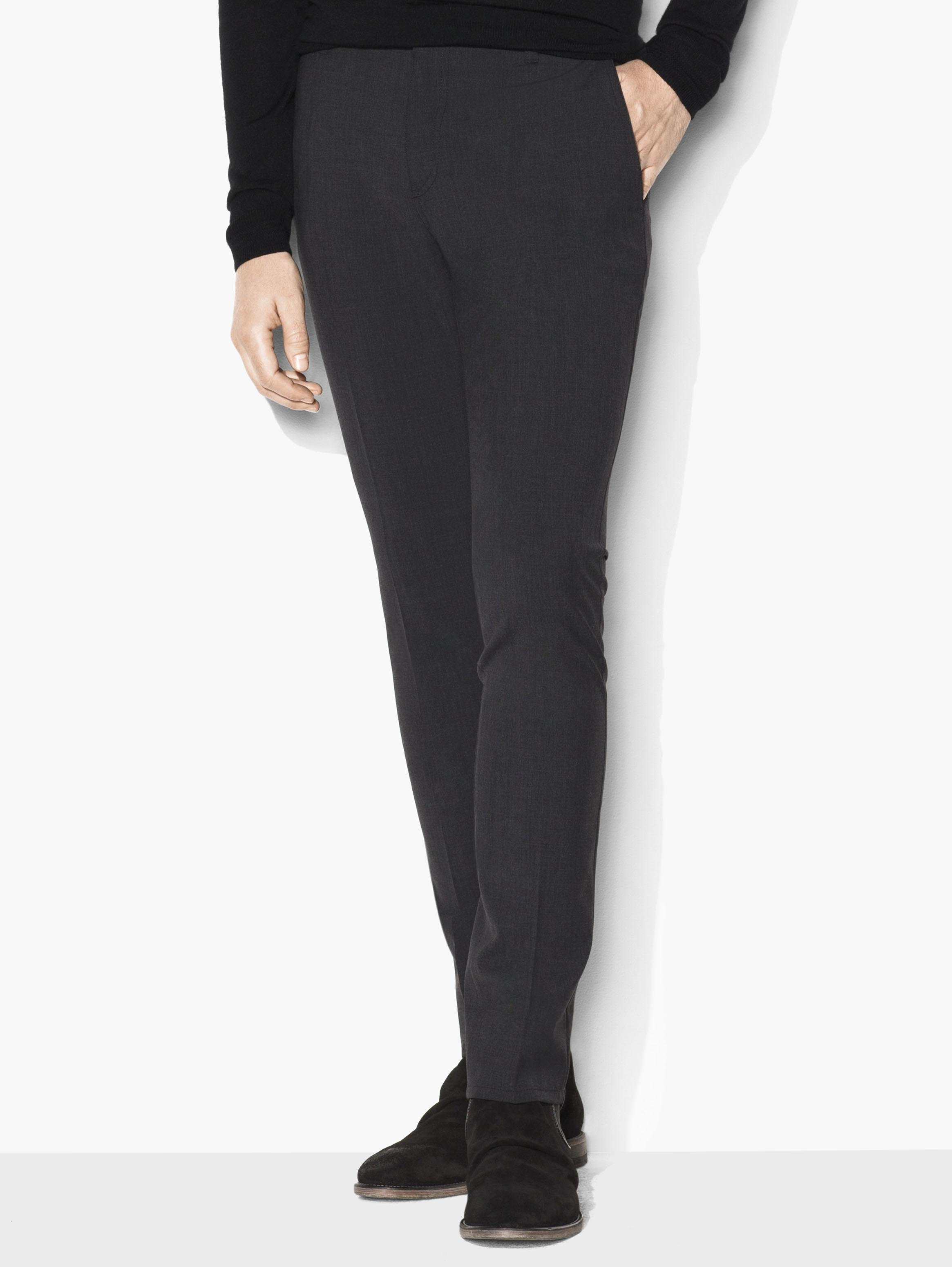 Wool Stretch Motor City Pant