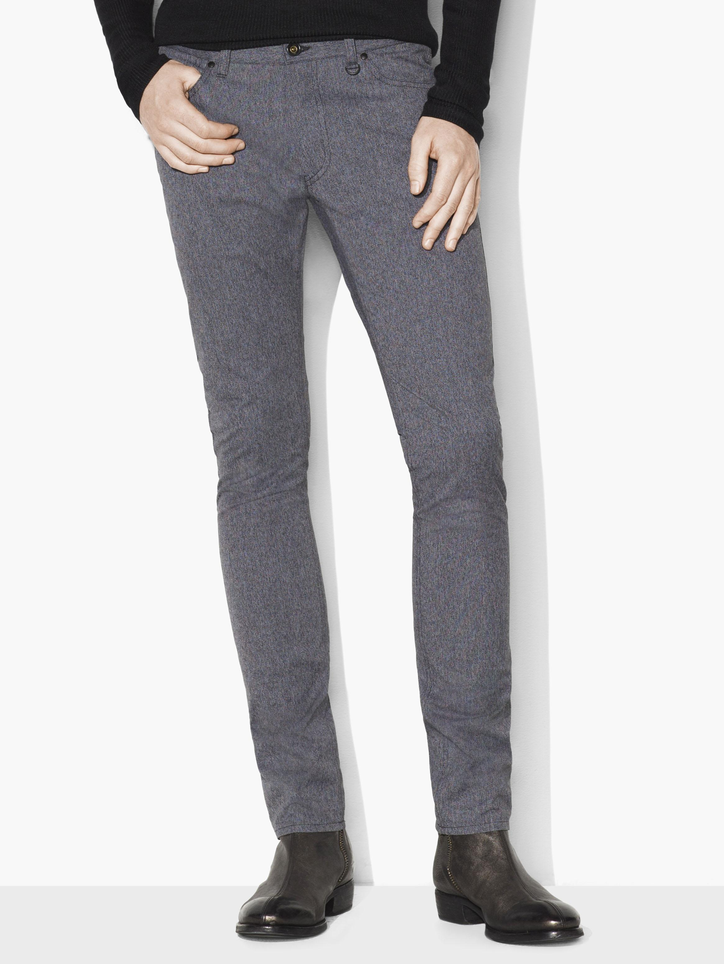 Chelsea Cotton Stretch Jean