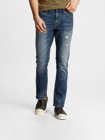 BOWERY FIT JEAN ROADIE WASH