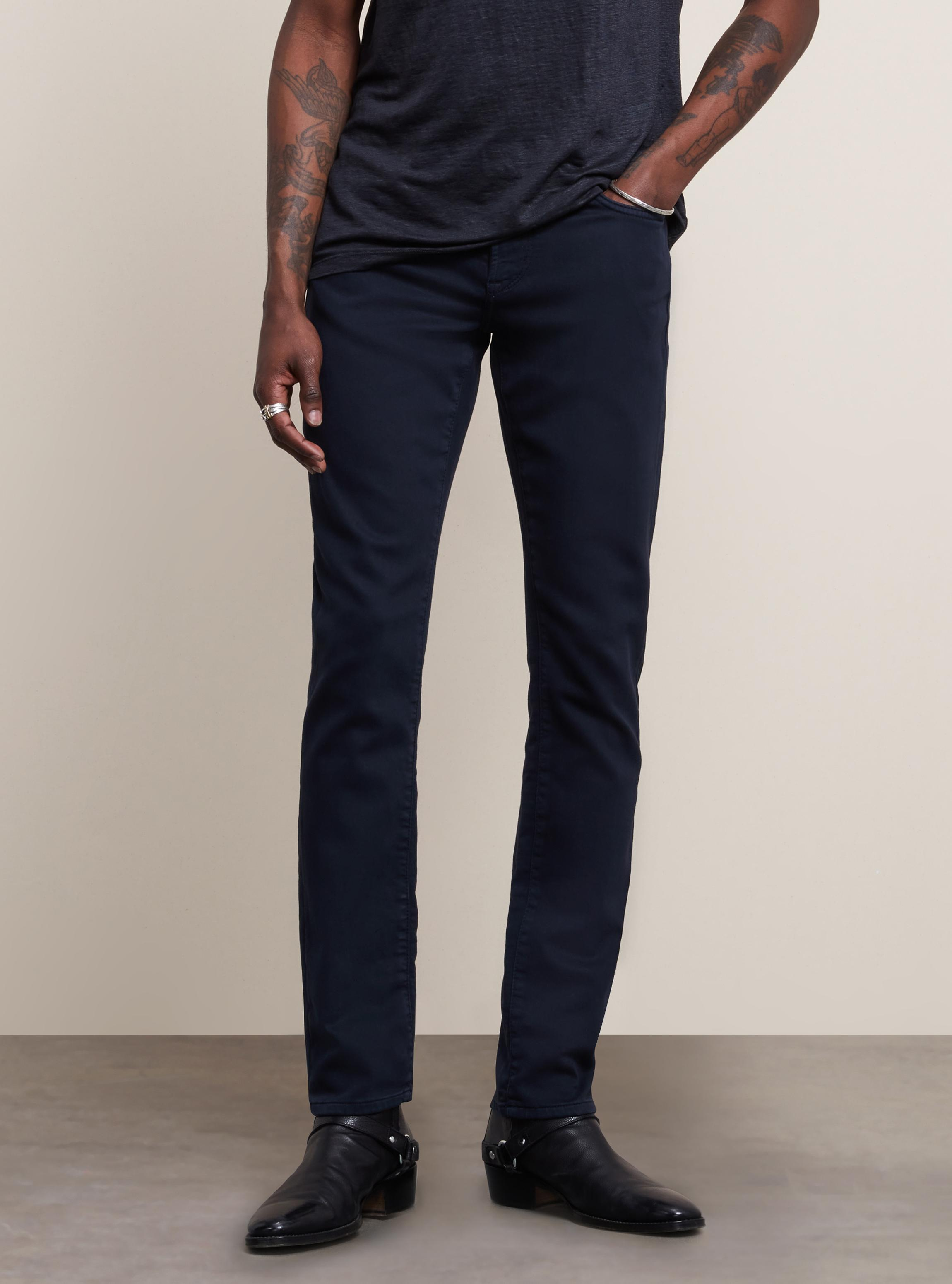 Bowery Washed Knit Jean