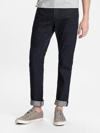 BOWERY FIT SELVEDGE JEAN
