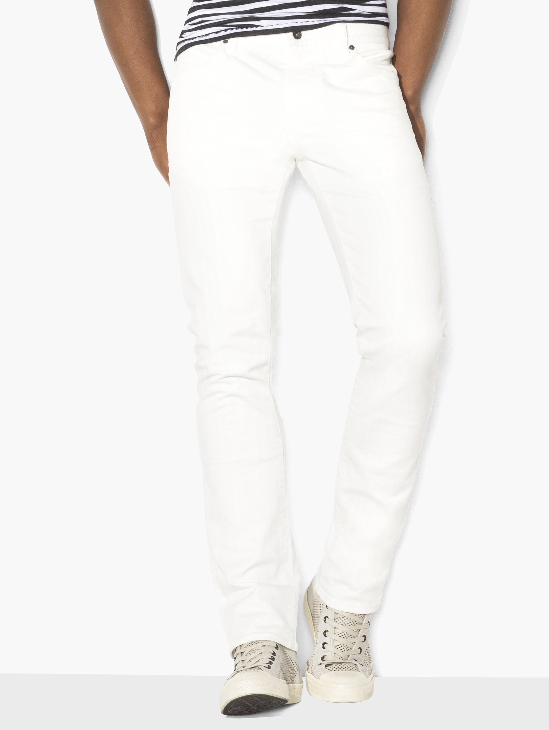 Bowery Cotton Stretch Jean