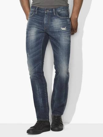 BOWERY DISTRESSED JEAN
