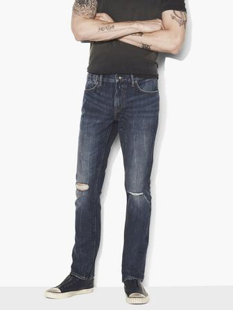 Ripped Bowery Jean