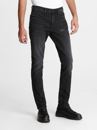 Wight Fit Jean - Moonage Wash