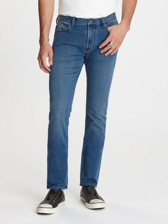 WIGHT FIT JEAN NILE WASH
