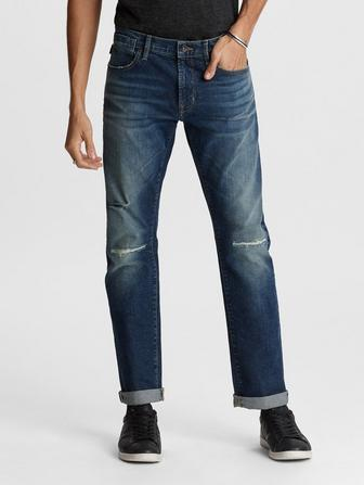 WIGHT FIT JEAN - NORFOLK WASH