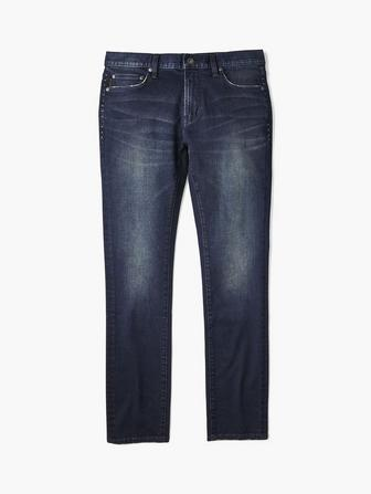 Side-Stud Wight Jean
